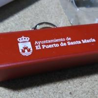 Powerbanks personalizados para el Ayto. de El Puerto