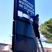Rotulación Ocasión Estrella de Cadimar Jerez
