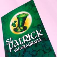 Cartas irrompibles Pub St. Patrick's Valdelagrana