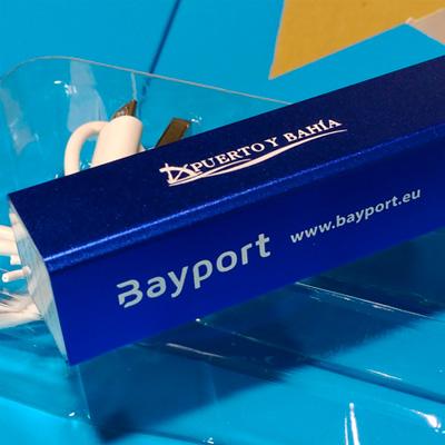 Material y papelería corporativa para Bayport