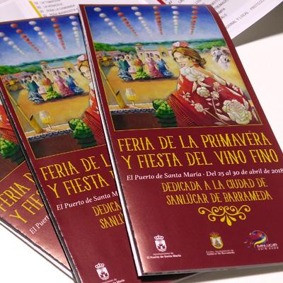 Producción programas Feria de El Puerto 2018